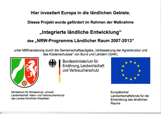 Ministerium fuer Umweltschutz und Europaeischer Landwirtschaftsfon