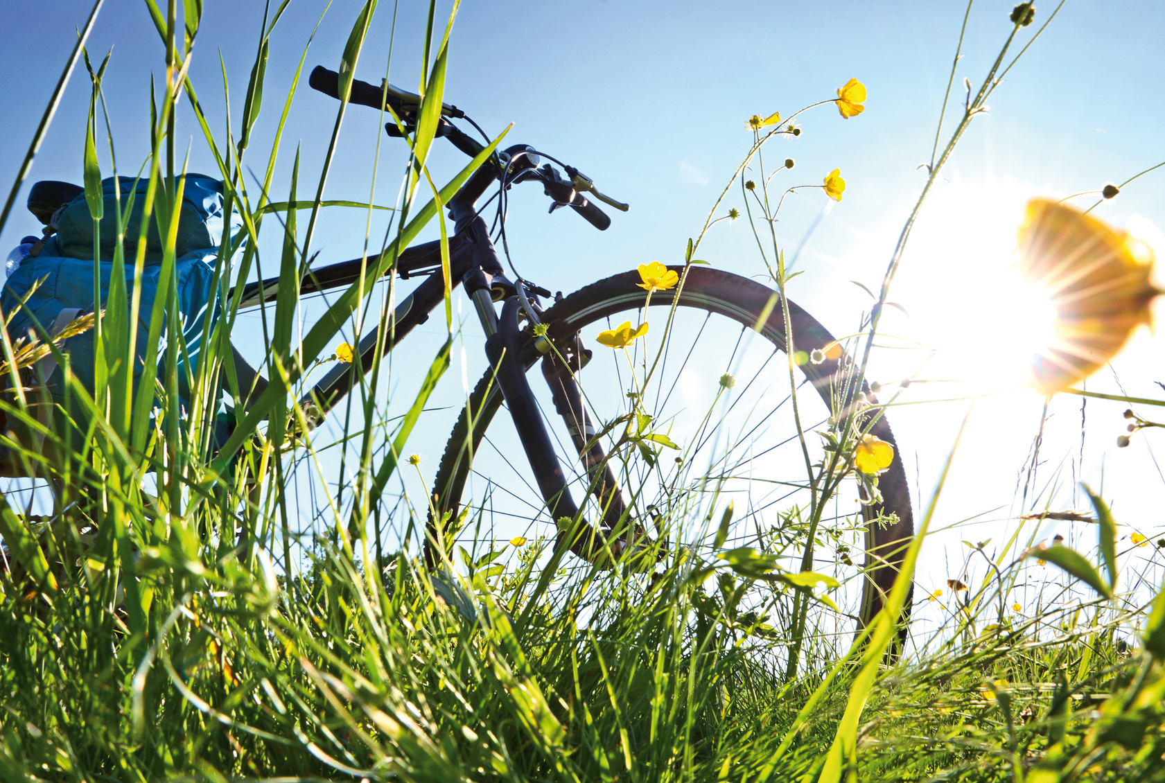 Fahrradtour 1. Mai